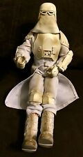 """Star Wars Snowtrooper 12"""" loose inch figure Action Collection Kenner Hasbro 1997"""