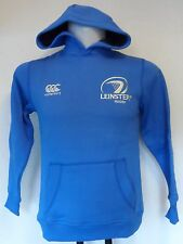 LEINSTER RUGBY BLUE GRAPHIC OTH HOODY BY CANTERBURY SIZE BOYS 12 YEARS BNWT