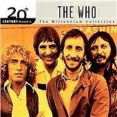 The Who - 20th Century Masters - The Millennium Collection (The Best of , 1999)