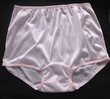 VINTAGE STYLE CUSTOM MADE JUST FOR YOU!  NYLON BRIEF PANTIES~ YOUR SIZE & COLOR!