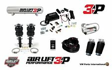 VW Golf MK4 GTI TDI Air ascensore Performance 3P 1/4 ″ Management + SLAM KIT SERIE...