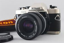 Near MINT Nikon FM10 35mm SLR Body Zoom Nikkor 35-70mm F3.5-4.8 Lens from Japan
