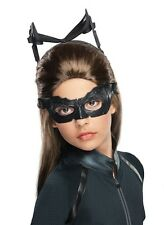 Catwoman Dark Knight Rises Child Wig, Rubies, Batman