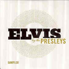 Elvis Presley - Elvis By The Presleys Sampler Card-PS