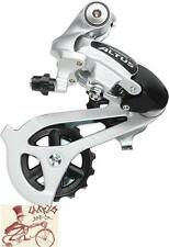 SHIMANO RD-M310 ALTUS 7/8 SPEED SILVER DIRECT MOUNT REAR DERAILLUER-WITH PACKAGE