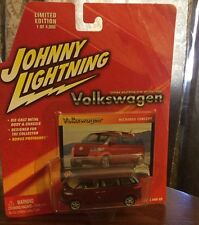 Johnny Lightning~Volkswagen Microbus Concept~ 1 Of 4000 Limited Edition!