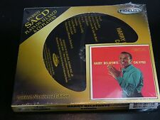 Harry Belafonte Calypso Hybrid SACD CD NEW Limited Numbered Edition