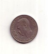 Tanzania   1 shilingi moja 1983     BB   (m688)