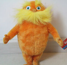 "Hot Sale The Lorax Plush Toy, 9"" Dr Seuss Baby Gift with Free Shipping"