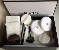 CHANEL ACCESSORIES MINI MAKE UP BRUSH SHARPENER GIFT 13 PIECE SET BRAND NEW