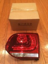 MK6 VW GTI Golf R LED Right Tail Light Lamp Taillight Genuine Oem 2010-2014