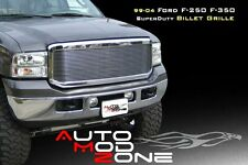 99-04 03 Ford F-250 F-350 SuperDuty Billet Grille Grill