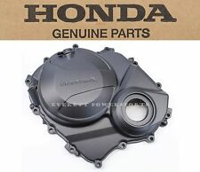 New Genuine Honda Right Engine Cover 07-08 CBR600 RR OEM Clutch Side Case #p90