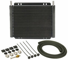Derale Series 8000 Plate & Fin 19 Row Transmission Cooler Kit 13503