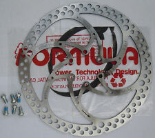 "Formula - Single Formula 1 piece disk rotor 180mm/7"" - IS 6 holes FD54045-00"