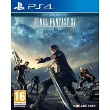 PS4 Spiel Final Fantasy XV 15 Day One Edition inkl. Masamune-Waffe DLC NEUWARE