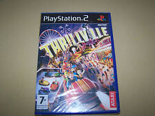 Thrillville For PS2 **New & Sealed**