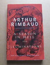 A SEASON IN HELL & ILLUMINATIONS by Arthur Rimbaud - Treharne - 1st PB Dent