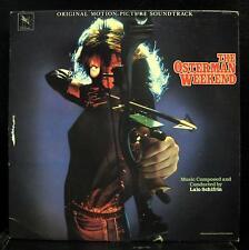 SOUNDTRACK the osterman weekend LP Mint- STV 81198 Vinyl 1983 Record