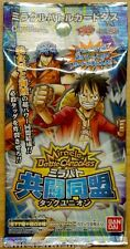 Booster carte One piece miracle battle carddass op16