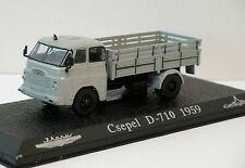 Csepel D-710 1:72 Atlas Editions Hungarian Delivery Truck, Ikarus series