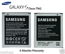 Original Samsung Battery Galaxy S Duos S3 Mini S7562 / S7568 / S7562i 1500 mAh