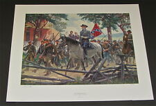 Mort Kunstler - Oh, How I Wish He Were Ours - Collectible Civil War Print