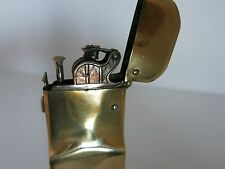 Vintage WRIGHT OCT 3 1911 SEMI AUTOMATIC TABLE LIGHTER RARE