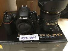 Nikon D750 Reflex FX avec Objectif 24-120mm f/4 VR
