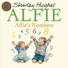 Alfie's Numbers, Hughes, Shirley, New condition, Book