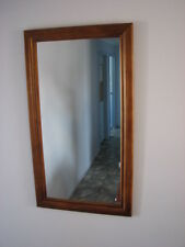 TIMBER FRAMED MIRROR-COLONIAL  1020mm x 570mm