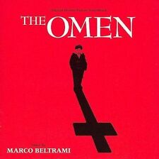 Omen [2006 Original Soundtrack] by Marco Beltrami (CD, 2006, VarŠse) NEW SEALED