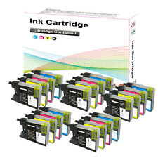 20 XXXL Ink Cartridge for Brother LC1280 MFC J6510DW J6710 J6710DW J6910DW CP
