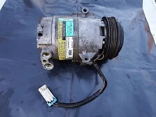 Vauxhall / Opel Genuine Delphi Air Con Compressor Part 9116419 Breaking Car Part