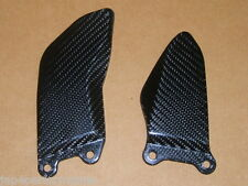 SUZUKI GSXR1000 CARBON HEEL GUARDS K9 K10 GSXR 1000