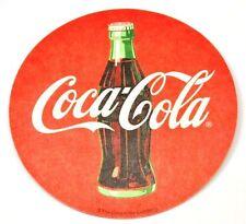 Coca-Cola Coke Sous-bocks Dessous de verre Coaster USA 2005 Motif Bouteille