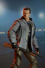 NECA TERMINATOR T 800 TECH NOIR ULTIMATE  DELUXE ACTION FIGURE NEW!! NUOVA