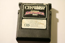 COSMIC AVENGER - CBS COLECO VISION - cartridge only  1981