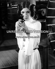"""Carrie Fisher 10"""" x 8"""" Photograph no 51"""