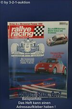 Rallye Racing 3/98 BMW 323TI VW Beetle Saab 93