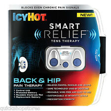 Icy Hot Smart Relief Tens Therapy ( Back & Hip ) Pain Therapy Unit