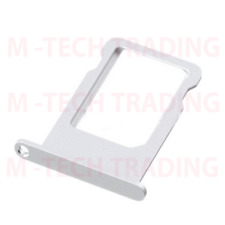 NEW ORIGINAL FOR IPHONE 5 SILVER NANO SIMCARD TRAY HOLDER FOR IPHONE 5