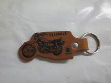Suzuki GS650GLZ,GS650 1982 Nos leather key Chain