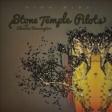 High Rise [EP] [Digipak] by Chester Bennington/Stone Temple Pilots (CD,...