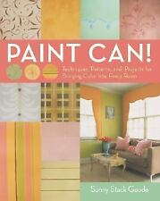Paint Can!: Techniques, Patterns, and Projects for Bringing Color into Every Roo