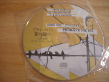RARE ADV PROMO OOP Vargton Projekt CD ProgXPrimetal MATS HEDBERG Mattsson KAIPA