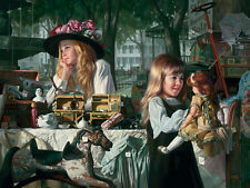 Passages S/N ltd ed. print by Bob Byerley with COA