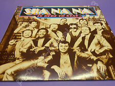 LP Vinyl Album Sha na na - Is here to stay (G096)