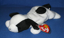 TY SPOT the DOG  BEANIE BABY - MINT with MINT TAGS