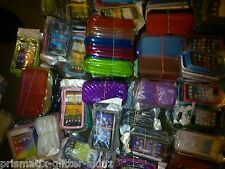 Bulk Wholesale Joblot of Mobile Phone Cases Covers X 50 Various Models & Colours